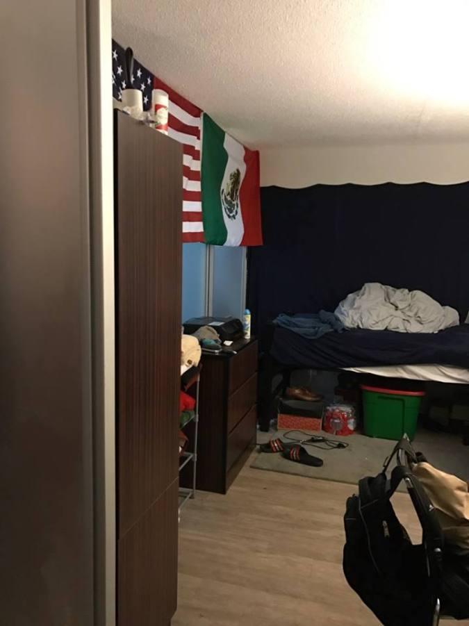 Elliot Rodger's room