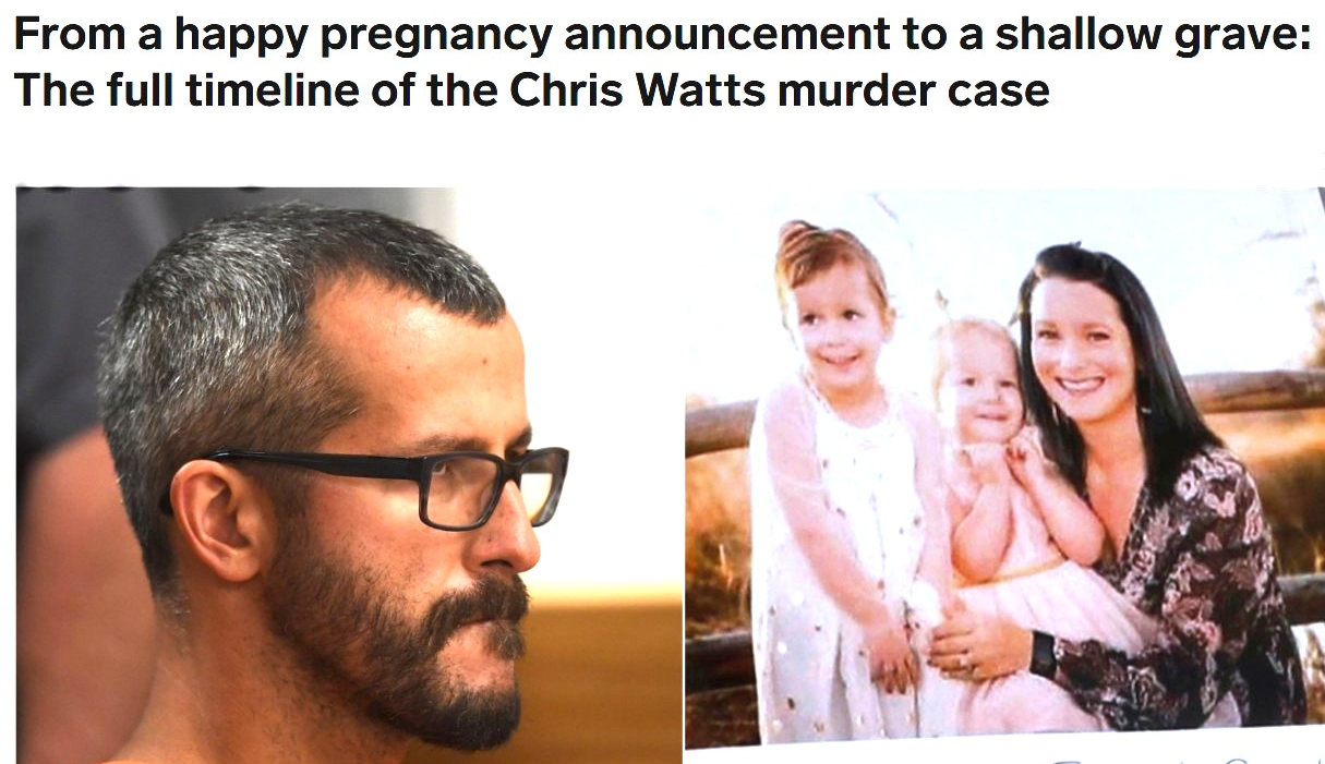 1 July 4th, 2018: Chris Watts and his mistress have a flaming row