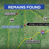 12-year-old Jonelle Matthews' remains located at well site just 20 miles West of CERVI 319 [MAP]