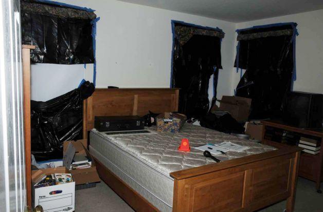 Adam Lanza's bedroom