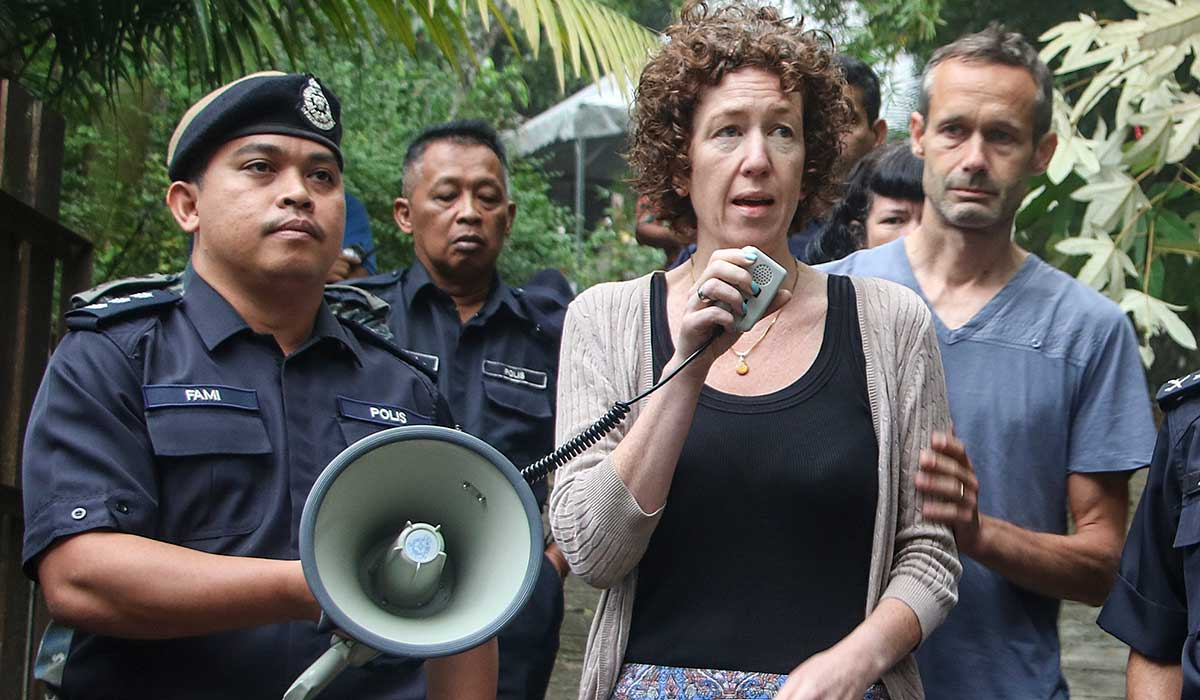 Search for Nora Quoirin from London, who is currently missing in Malaysia