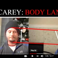Shane Carey: Body Language and TCRS Analysis of Transcript